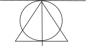 triangle circle interaction